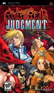 Guilty Gear Judgment /ENG/ [ISO]