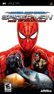 Spider-Man: Web of Shadows /RUS/ [ISO]