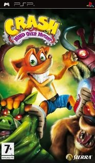 Crash Bandicoot: Mind Over Mutant /ENG/ [ISO] PSP