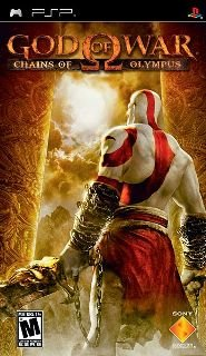 God of War: Chains of Olympus /RUS/ [ISO] PSP