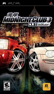Midnight Club 3: DUB Edition /RUS/ [CSO]