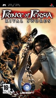 Prince of Persia: Rival Swords /RUS/ [CSO]