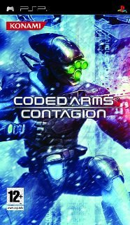 Coded Arms: Contagion /ENG/ [CSO] PSP