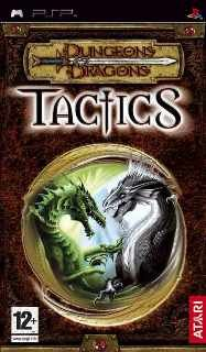 Dungeons & Dragons: Tactics /RUS/ [ISO] PSP