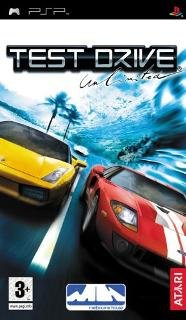 Test Drive Unlimited /RUS/ [CSO] PSP