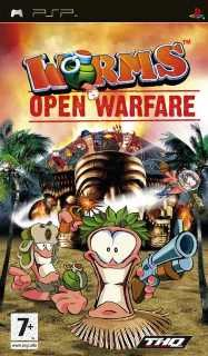 Worms: Open Warfare /RUS, ENG/ [ISO, CSO]