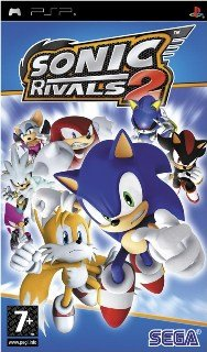 Sonic Rivals 2 /ENG/ [CSO]