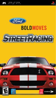 Ford Bold Moves: Street Racing /RUS/ [ISO]