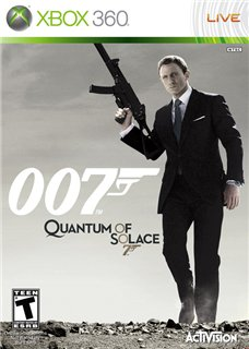 James Bond 007 Quantum of Solace [PAL | RUSSOUND]