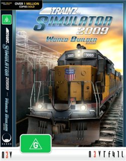 Trainz Simulator 2009: World Builder Edition (2008/RUS)