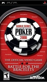 World Series of Poker 2008: Battle For The Bracelets /ENG/ [CSO] PSP