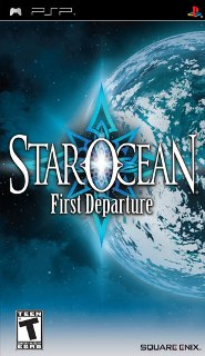 Star Ocean: First Departure /ENG/ [ISO]