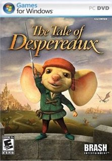 The Tale Of Despereaux (Eng/2008) PC