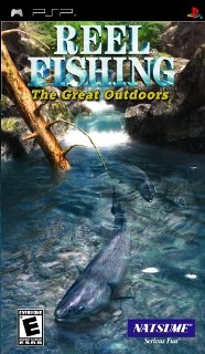 Reel Fishing: The Great Outdoors /ENG/ [CSO]