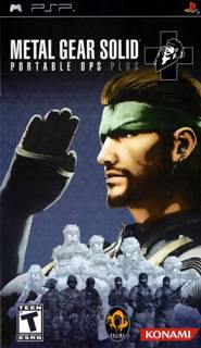 Metal Gear Solid: Portable Ops Plus /ENG/ [CSO] PSP