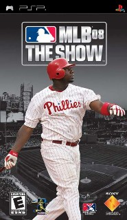 MLB 08: The Show /ENG/ [CSO]