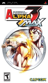 Street Fighter: Alpha 3 Max /RUS/ [ISO]