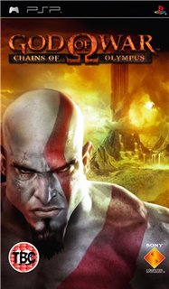 God of War:Chains of Olympus /RUS/ [CSO] (2008) PSP
