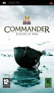 Military History Commander: Europe at War /ENG/ [ISO]