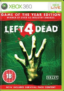 Left 4 Dead: Game of the Year Edition (2009) [ENG] XBOX360