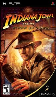 Indiana Jones And The Staff of Kings /ENG/ [ISO] PSP