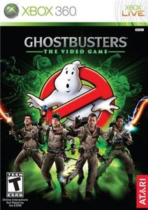 Ghostbusters : The Video Game (2009) [RUS] Xbox 360
