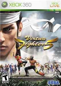 Virtua Fighter 5 (2007/Xbox360/ENG)