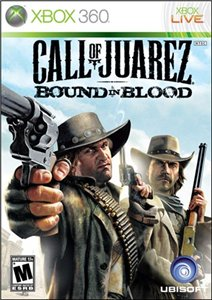 Call of Juarez: Bound in Blood (2009/Xbox360/RUS)