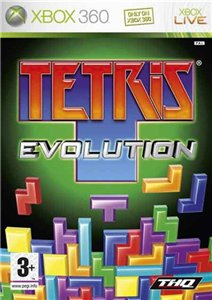 Tetris Evolution (2007/Xbox360/ENG)
