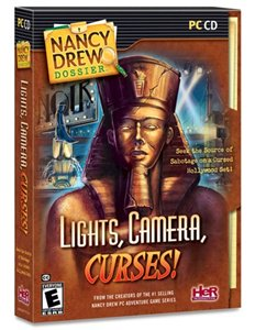 Nancy Drew Dossier: Lights, Camera, Curses! (2009/PC/RUS/ENG)