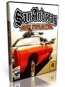 GTA San Andreas Multiplayer (2008/PC/ENG)