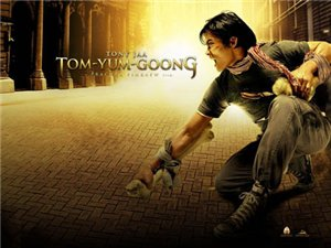 Tony Jaa's Tom Yum Goong: The Game (2005/PC/RUS/ENG)