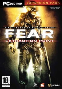 F.E.A.R. Extraction Point (2006/PC/ENG)