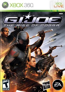 G.I. Joe: The Rise of Cobra (2009/Xbox360/ENG)