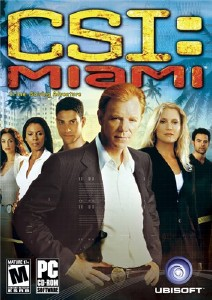 CSI: Miami (2004/PC/RUS)