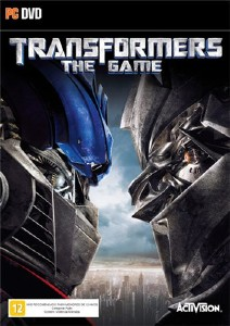 Transformers: The Game (2007/PC/RUS/ENG)