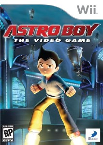 Astro Boy: The Video Game (2009/Wii/ENG)