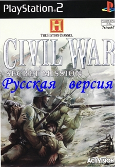 Civil War Secret Mission {-RUS-} PS2
