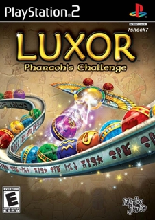 LUXOR Pharaons Challenge {-ENG-} PS2