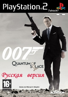 Quantum of solace 7 {-RUS-} PS2