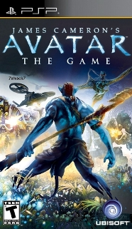 James Cameron's Avatar The Game {-ENG-} PSP