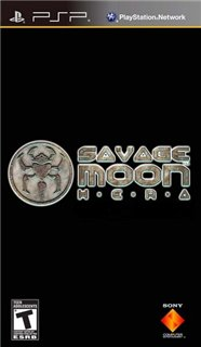 Savage Moon: The Hera Campaign [ENG] PSP