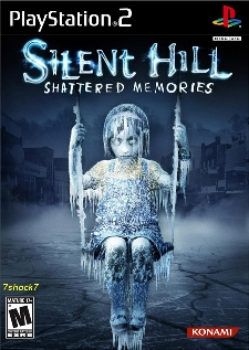 Silent Hill Shattered Memories {-ENG + RUS-} PS2