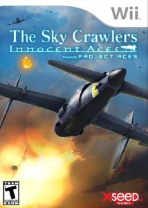 The Sky Crawlers: Innocent Aces (2010/Wii/ENG)