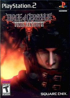 Final Fantasy 7 Dirge of Cerberus {-RUS-} PS2