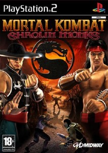 Mortal Kombat: Shaolin Monks (2005/PS2/RUS)