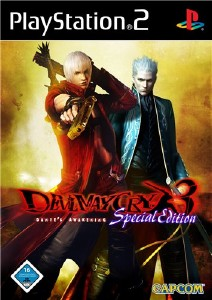 Devil May Cry 3 Special Edition (2005/PS2/ENG)