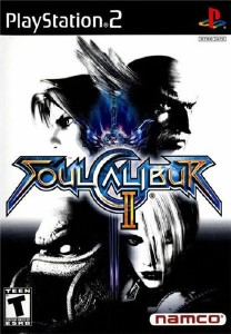 Soul Calibur II (2003/PS2/ENG)