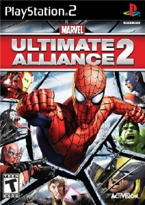 Marvel: Ultimate Alliance 2 (2009/PS2/ENG)
