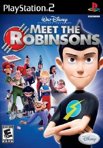 Disney's Meet the Robinsons (2007/PS2/RUS)